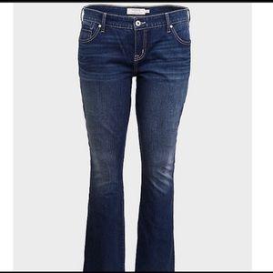 Torrid Vintage Stretch Slim Boot Jeans Sz 14